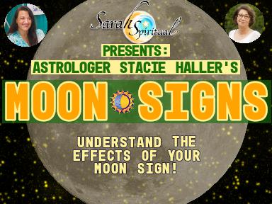 Astrologer Stacie Haller Moon Signs – ONLINE Class