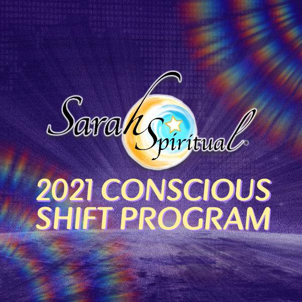 Spiritual Presence Mastery 2021 Conscious Shift Program LIVE ONLINE Master Image